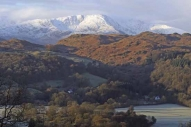View across Under Loughrigg